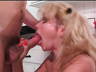 Kitty Foxx - Senior Squirters Vol 4
