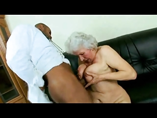 CHOCOLATE LOVING GRANNY
