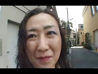 52yr old Shy Japanese Granny Loves to Fuck (Uncensored)