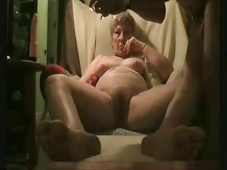Having fun with my old wife. Amateur