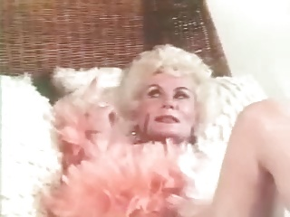 Old Granny Seduces Man