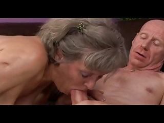 Horny Mature Couple