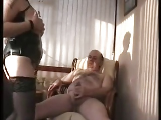 Older Mature Couple Still Love to Fuck