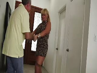 Naughty Granny gets a good fuck