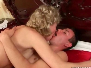 Lusty Grannies Fucking Compilation